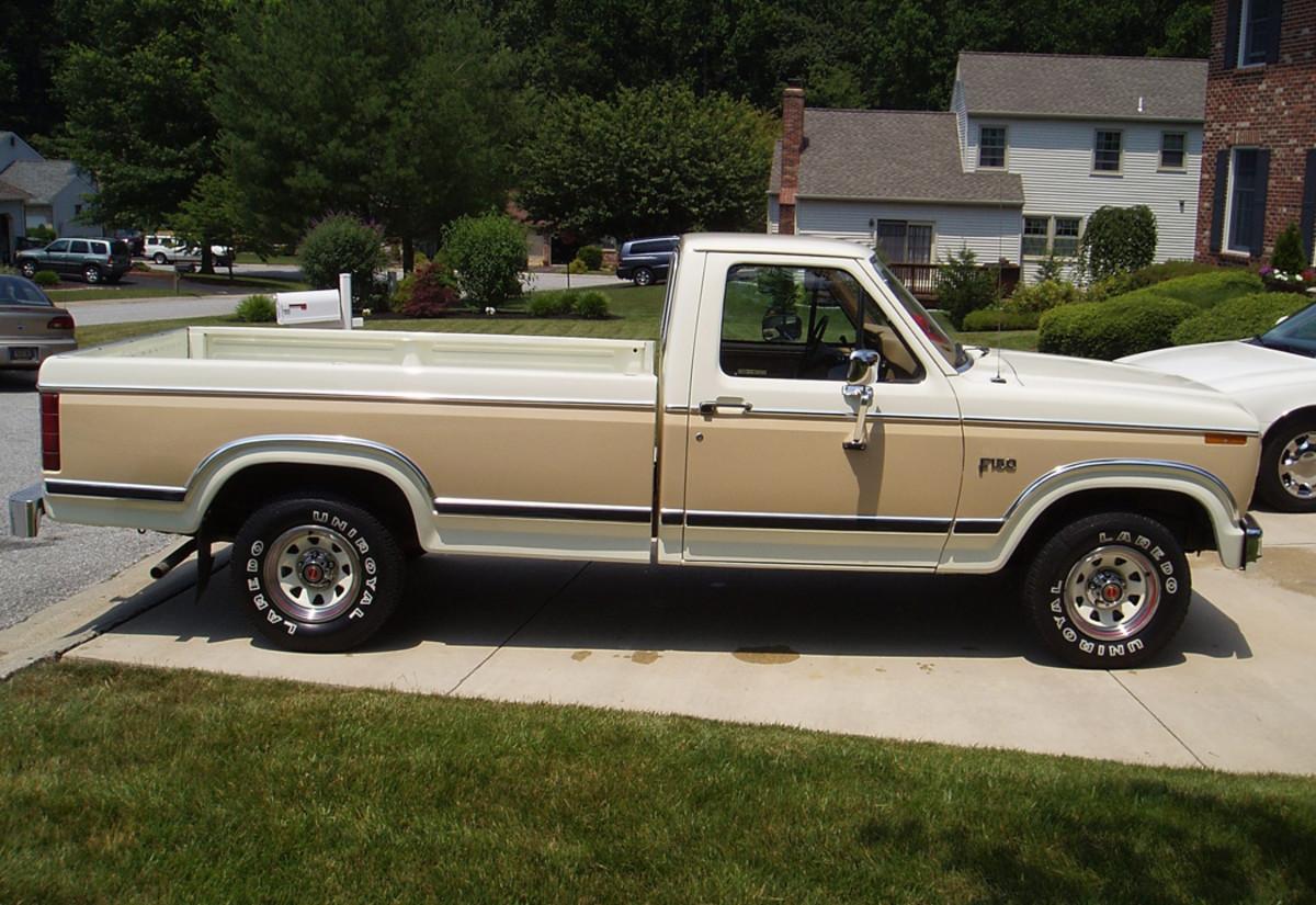 1983 Ford F150 XL
