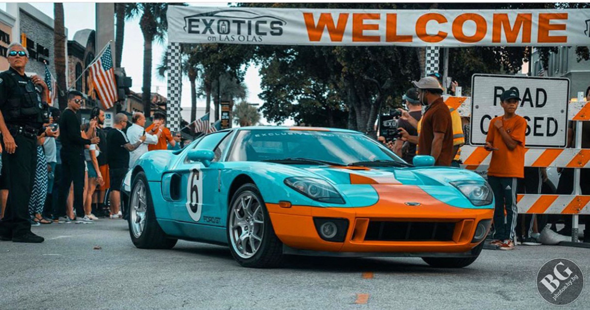 Ford GT_Gulf Livery_Limited Edition