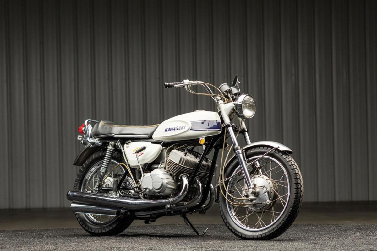 1969 Kawasaki H-1