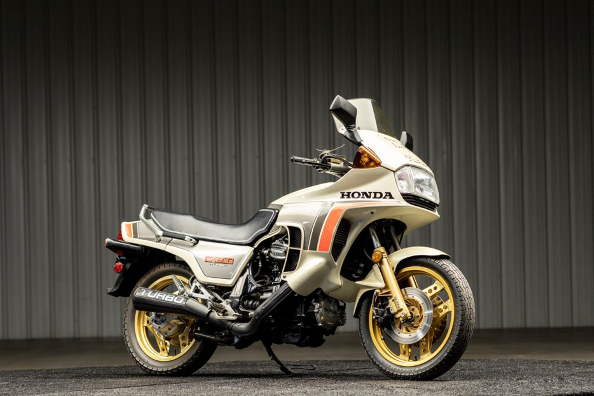1982 Honda CX500TC