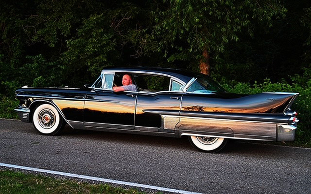 1958 Cadillac 2