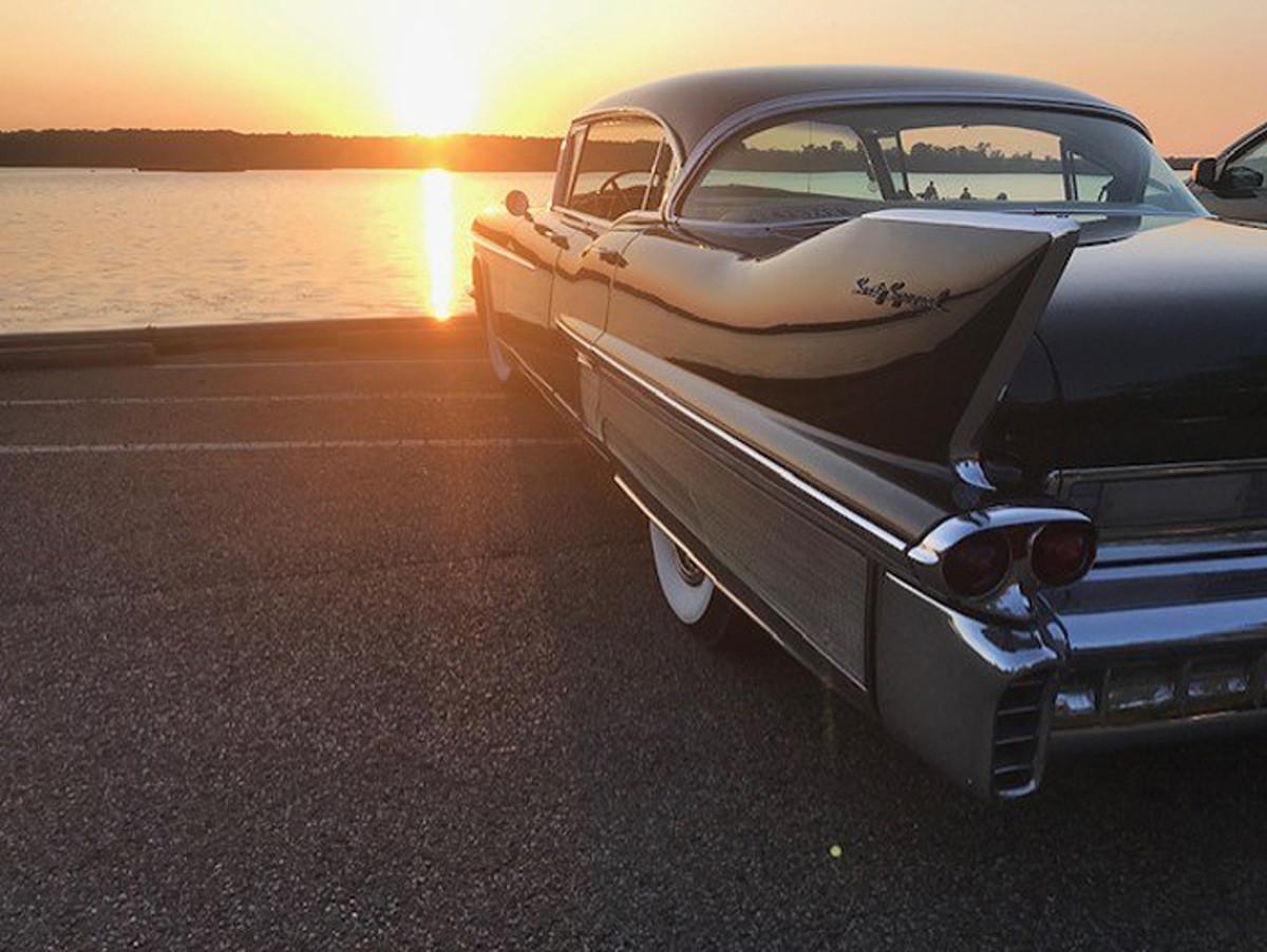 1958 Cadillac 4