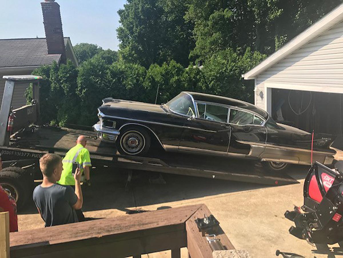 1958 Cadillac 5