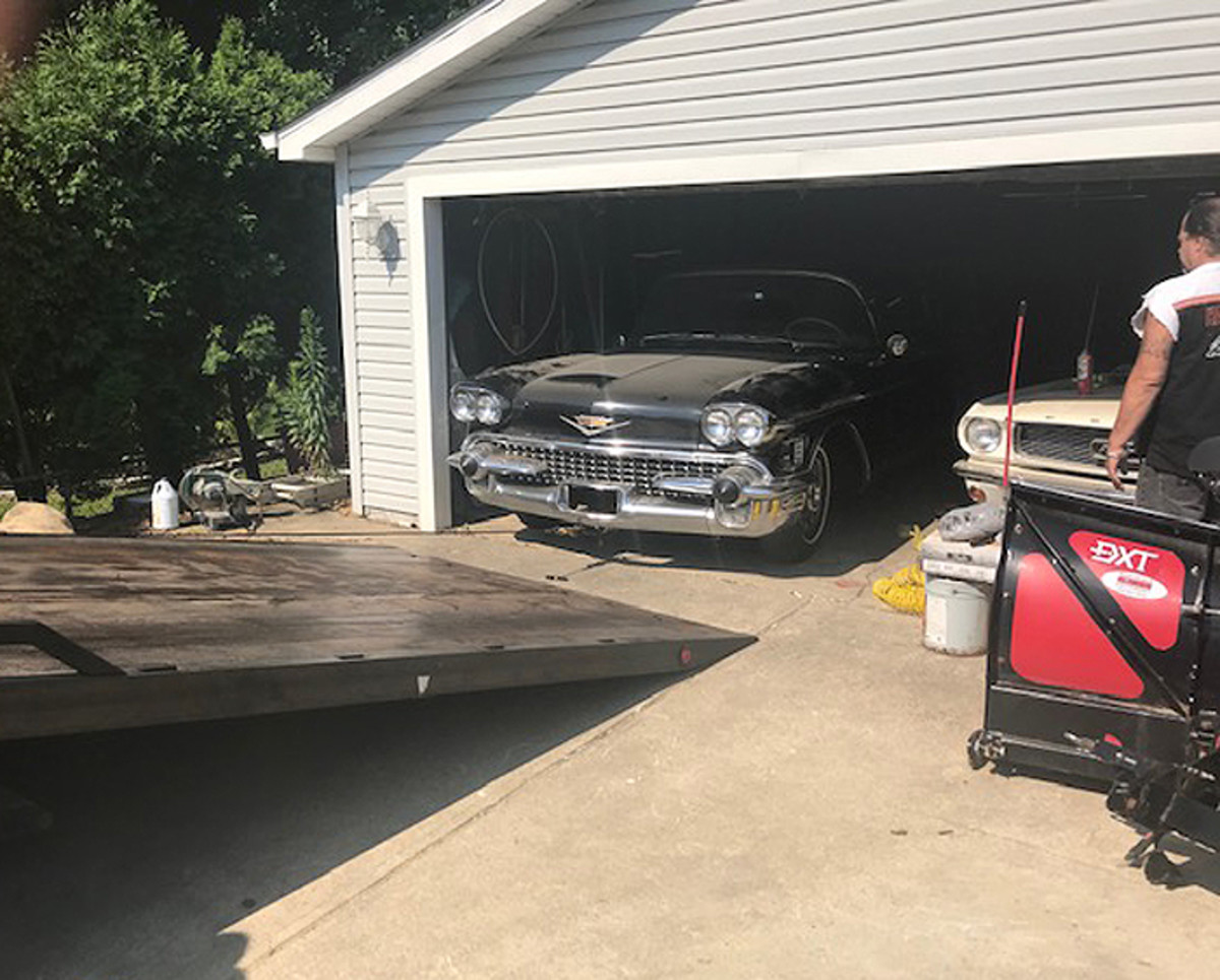 1958 Cadillac 6