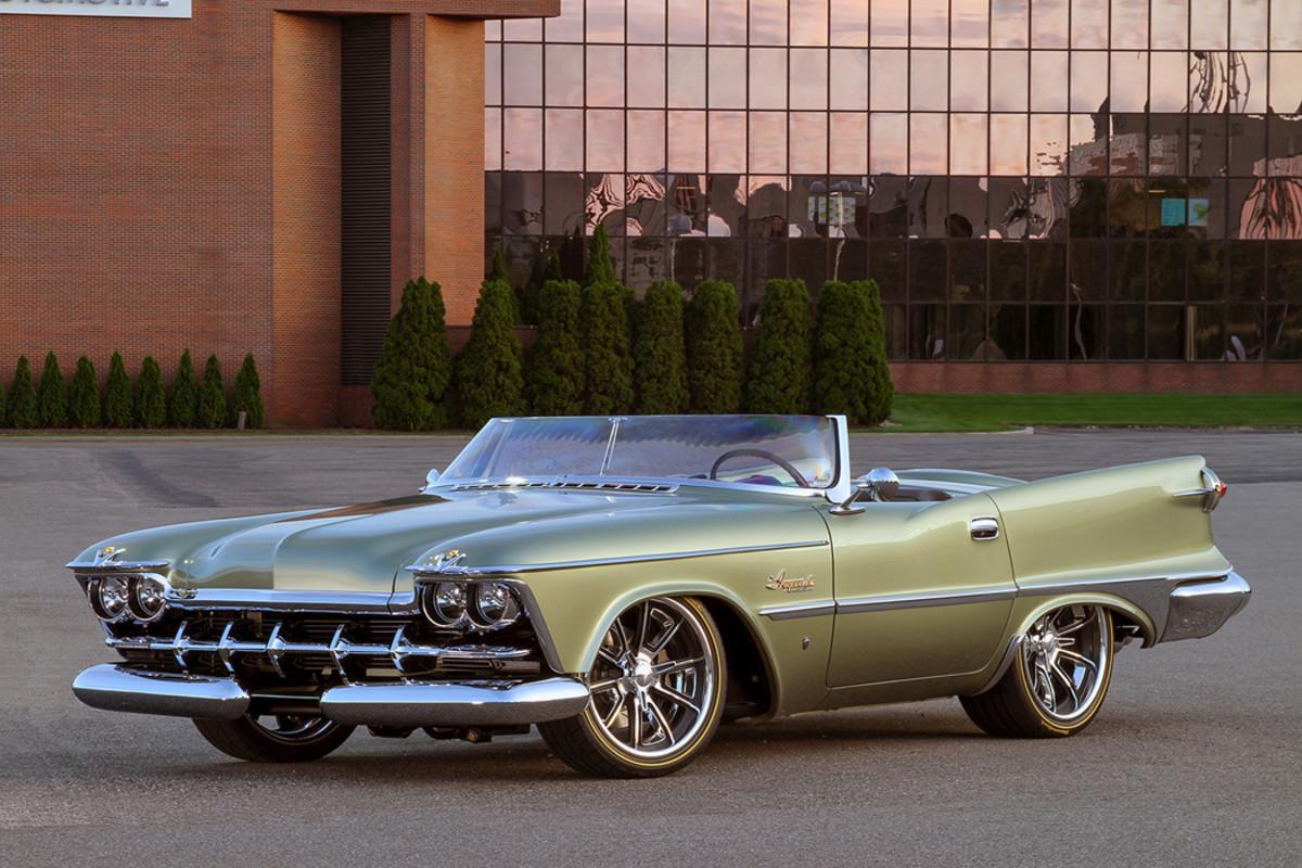 1957 Imperial Speedster