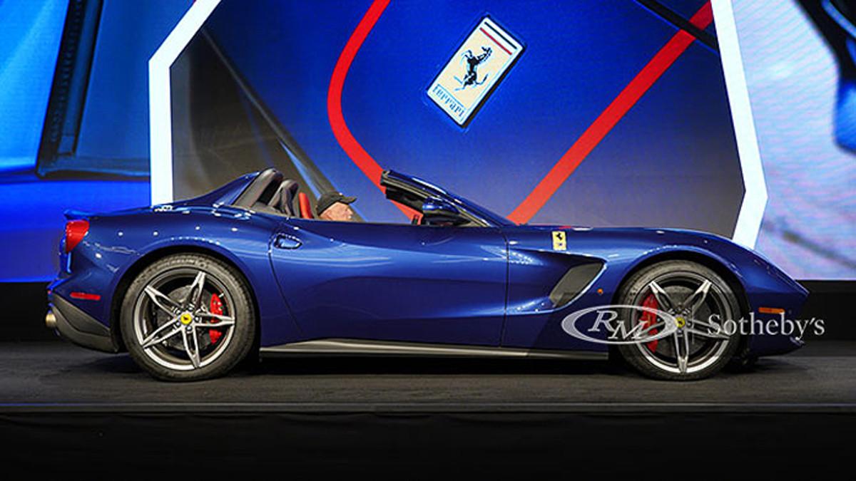 2016 Ferrari F60 America