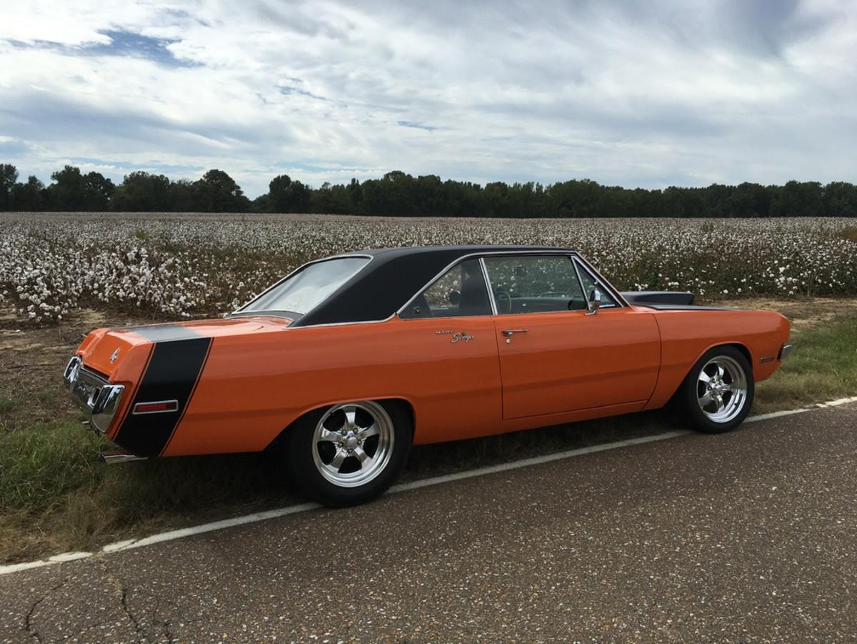 1970 Dodge Dart:Swinger