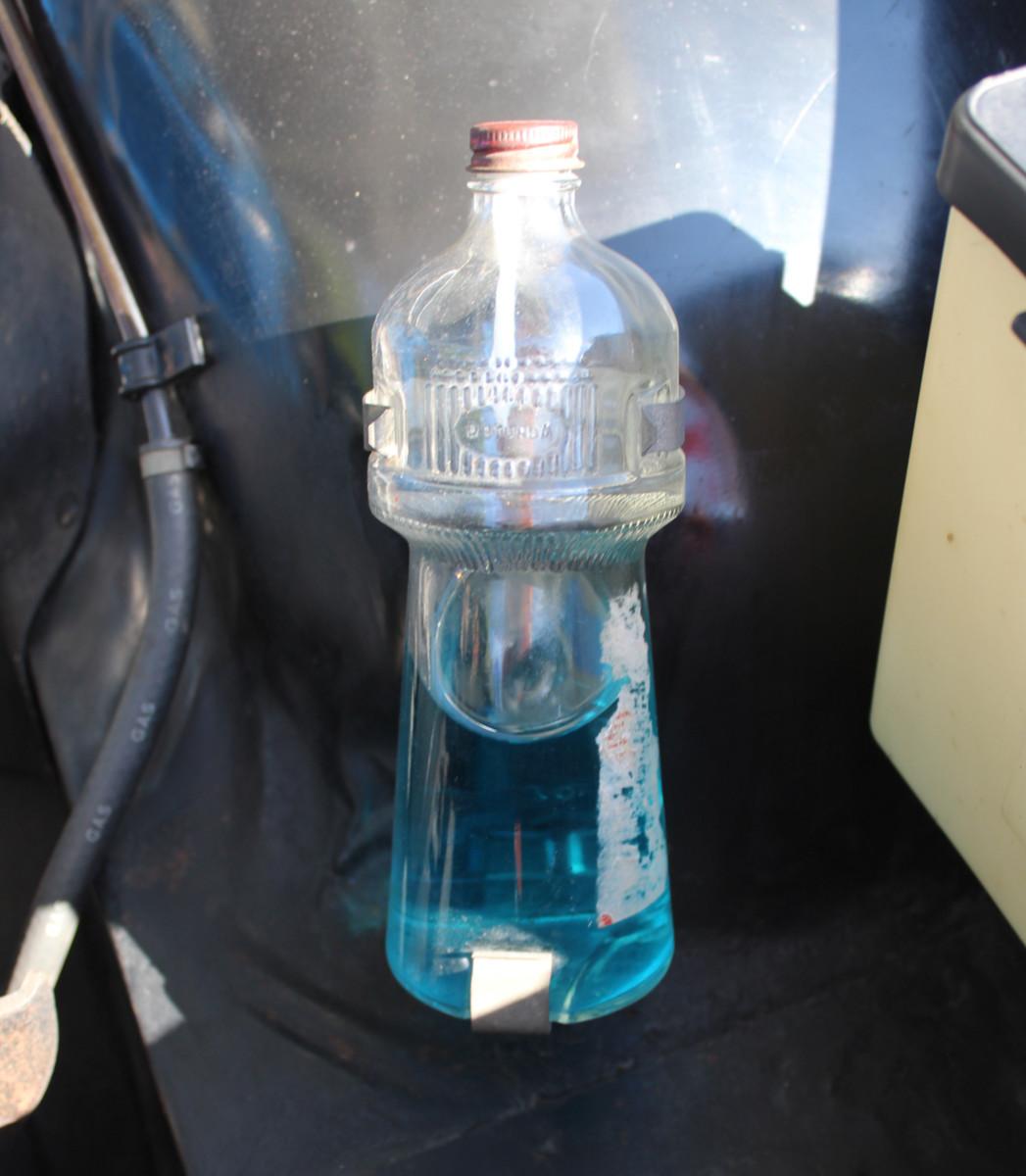 Original wiper fluid