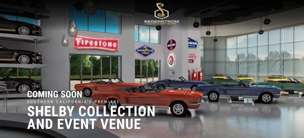 Segerstrom Shelby Event Centerand Museum