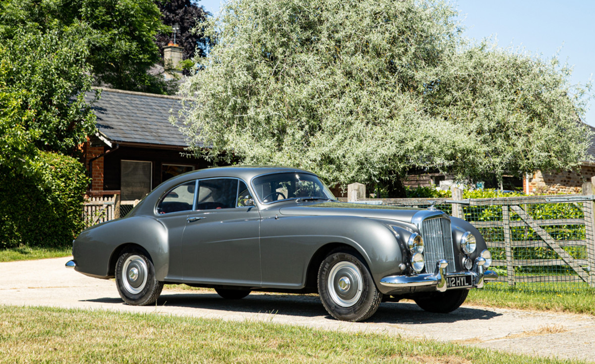 1955 Bentley R-Type Continental Fastback Stan West