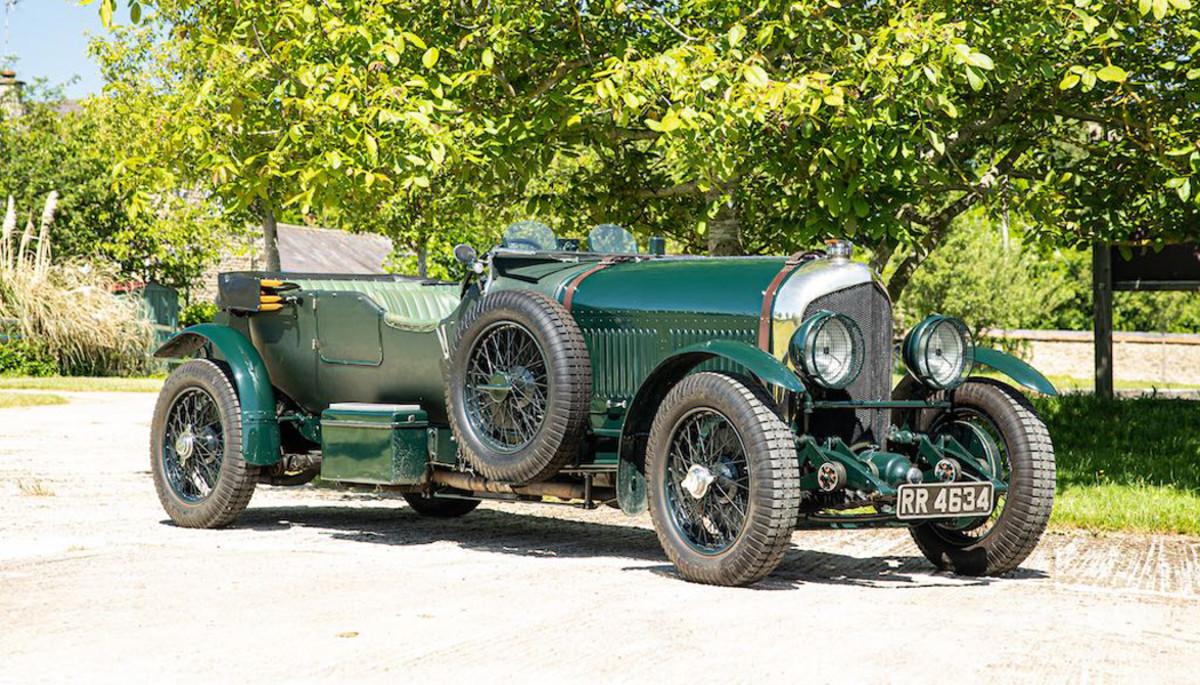 1926 Bentley 6.5-Litre 'Le Mans' Open Tourer